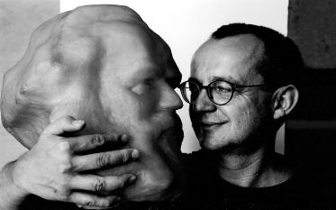 Portret KMB z KM, 1997, fot. Anna Konik;