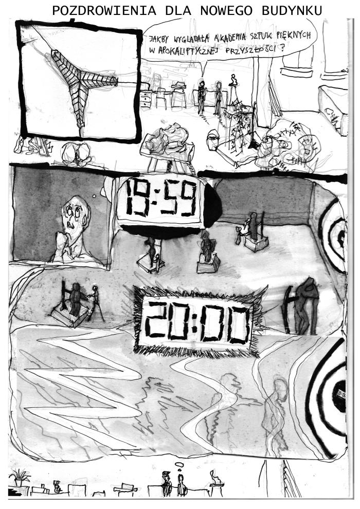 Stanisław Bałdyga komiks